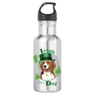 セントパトリックの日のビーグル犬 ウォーターボトル