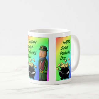セントパトリックの日のマグ コーヒーマグカップ