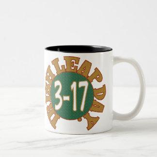 セントパトリックの日のマグ ツートーンマグカップ