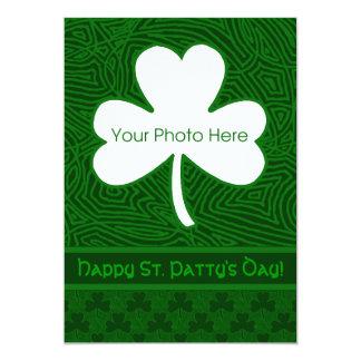 セントパトリックの日の写真 カード