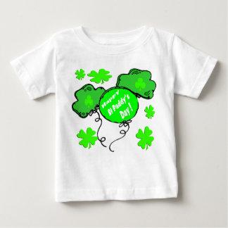 セントパトリックの日の気球 ベビーTシャツ