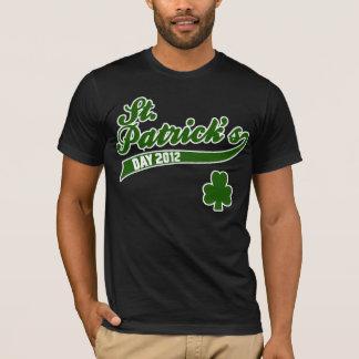 セントパトリックの日の2012年の野球 Tシャツ