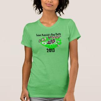 セントパトリックの日ラスベガス Tシャツ