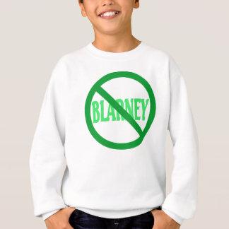 セントパトリックの日許可されるBlarney無し スウェットシャツ