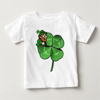 セントパトリックの日-アイルランド語は行きます! ベビーTシャツ