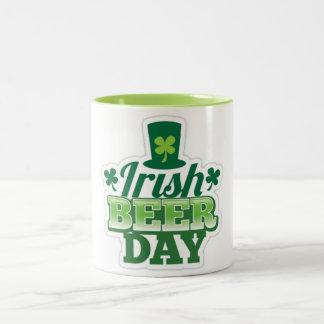 セントパトリックの日 ツートーンマグカップ