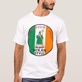 セントパトリックの日- Nolanのスタイル Tシャツ