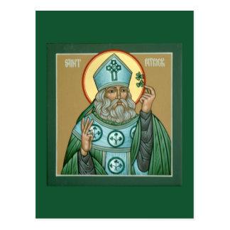 セントパトリックの祈りの言葉カード ポストカード