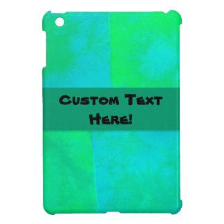 セントパトリックの緑のテーマのあなたのiPad Miniに服を着せて下さい! iPad Mini Case