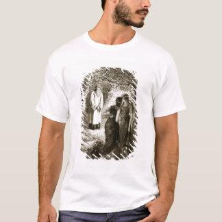 セントパトリックはFochlutの木のヴァージンによって会いました、 Tシャツ