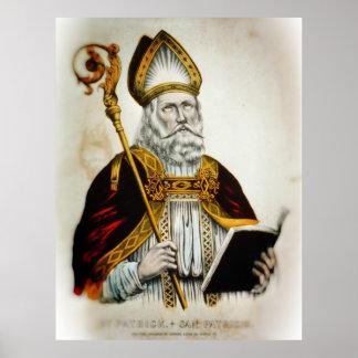 セントパトリック使徒ののアイルランドポスター ポスター