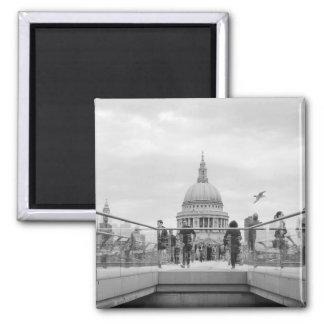 セントポールのカテドラルの磁石: ロンドン マグネット