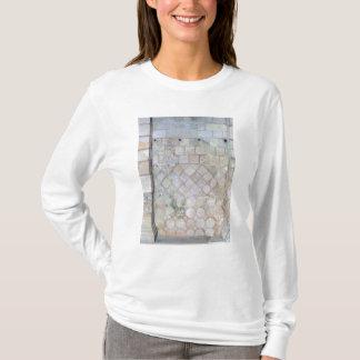 セントポールのクリプトの壁の詳細 Tシャツ