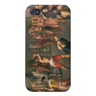 セントポールの殉教 iPhone 4/4Sケース