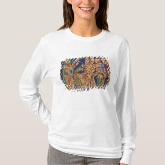 セントポールを描写するプラク Tシャツ