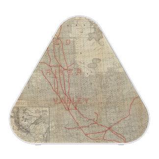 セントポール、ミネアポリスおよびマニトバの鉄道 スピーカー