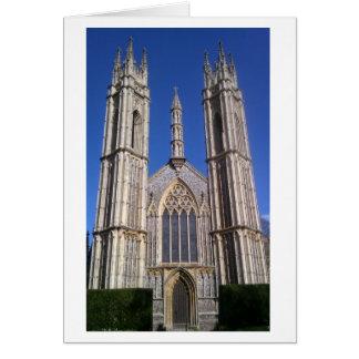 セントマイケルおよびすべての天使教会、Booton カード