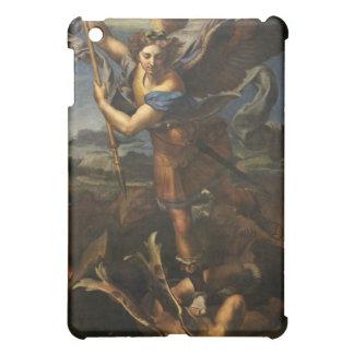 セントマイケルおよびSatan - Raphael iPad Miniケース
