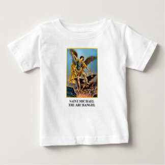 セントマイケルのベビーのワイシャツ ベビーTシャツ
