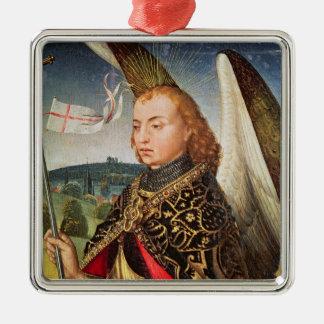 セントマイケル大天使1460-66年 メタルオーナメント