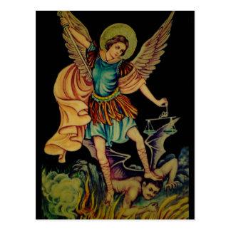 セントマイケル大天使 ポストカード