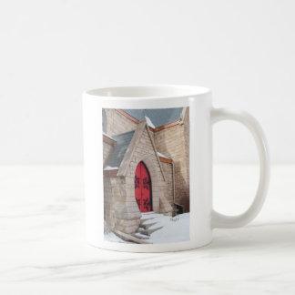 セントマシュー島の主教カテドラル コーヒーマグカップ