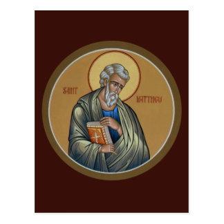 セントマシュー島の祈りの言葉カード ポストカード