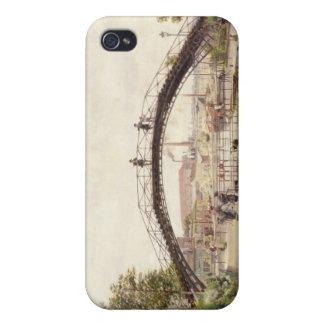 セントマーチン運河 iPhone 4/4S カバー