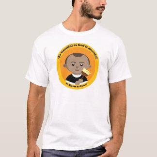 セントマーチンde Porres Tシャツ