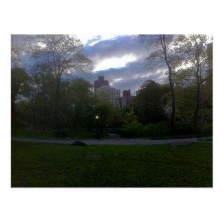 セントラル・パークの眺め ポストカード