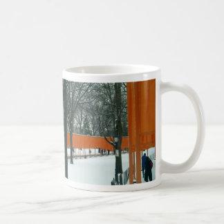 セントラル・パーク-ゲートの展示物 コーヒーマグカップ