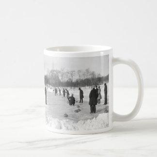 セントラル・パークNYCのマグのカール コーヒーマグカップ