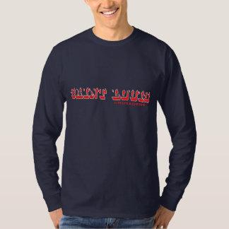 セントルイスのクルセーダーの長袖 Tシャツ