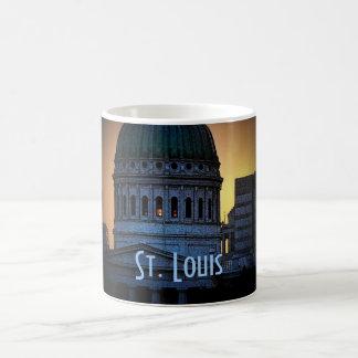 セントルイスのマグ コーヒーマグカップ