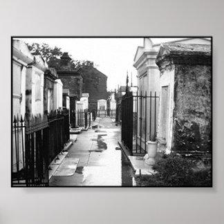 セントルイスの墓地第1 ポスター