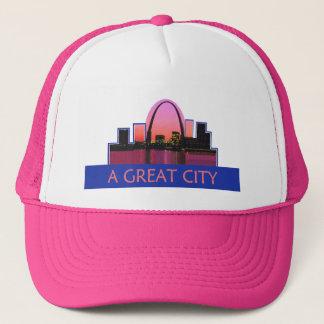 セントルイスの帽子 キャップ