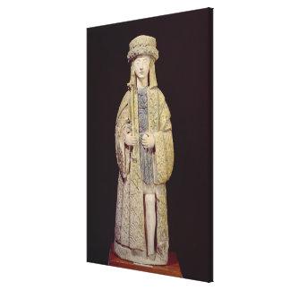 セントルイスの彫像 キャンバスプリント
