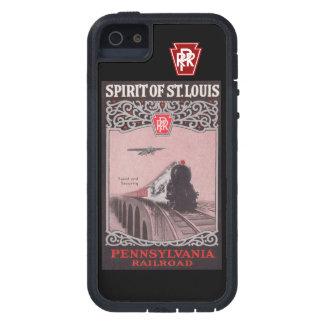 セントルイスのPRRの列車の精神 iPhone SE/5/5s ケース