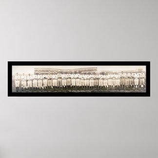 セントルイスは野球の写真1911年を茶色にします ポスター