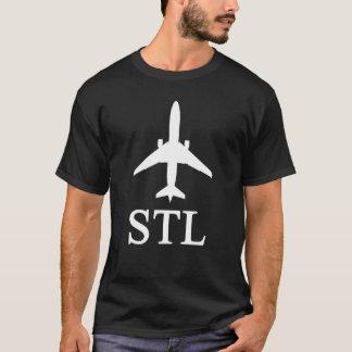 セントルイスランベルト空港コード Tシャツ