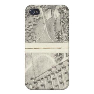 セントルイス、ミズーリ19 iPhone 4/4S カバー
