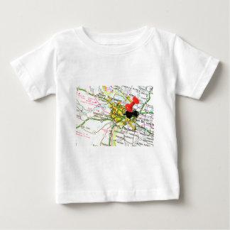 セントルイス、ミズーリ ベビーTシャツ