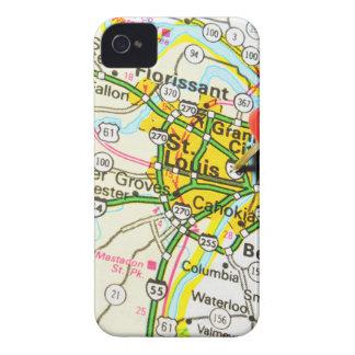 セントルイス、ミズーリ Case-Mate iPhone 4 ケース