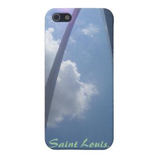セントルイス、ミズーリ iPhone 5 COVER