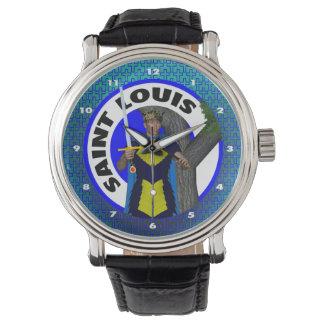 セントルイスIX 腕時計