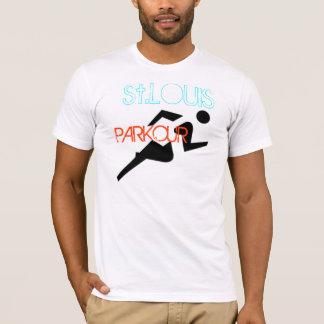 セントルイスParkourのティー Tシャツ