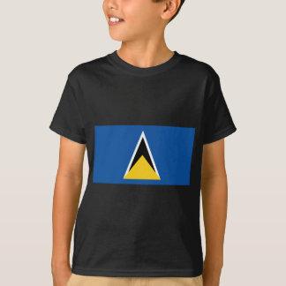 セントルシアの暗闇 Tシャツ