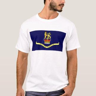 セントルシア総督旗 Tシャツ