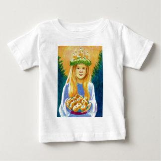 セントルシア ベビーTシャツ