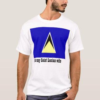 セントルシア Tシャツ